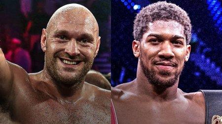 Joshua-Fury:WBO To Conditionally Approve Undisputed Championship